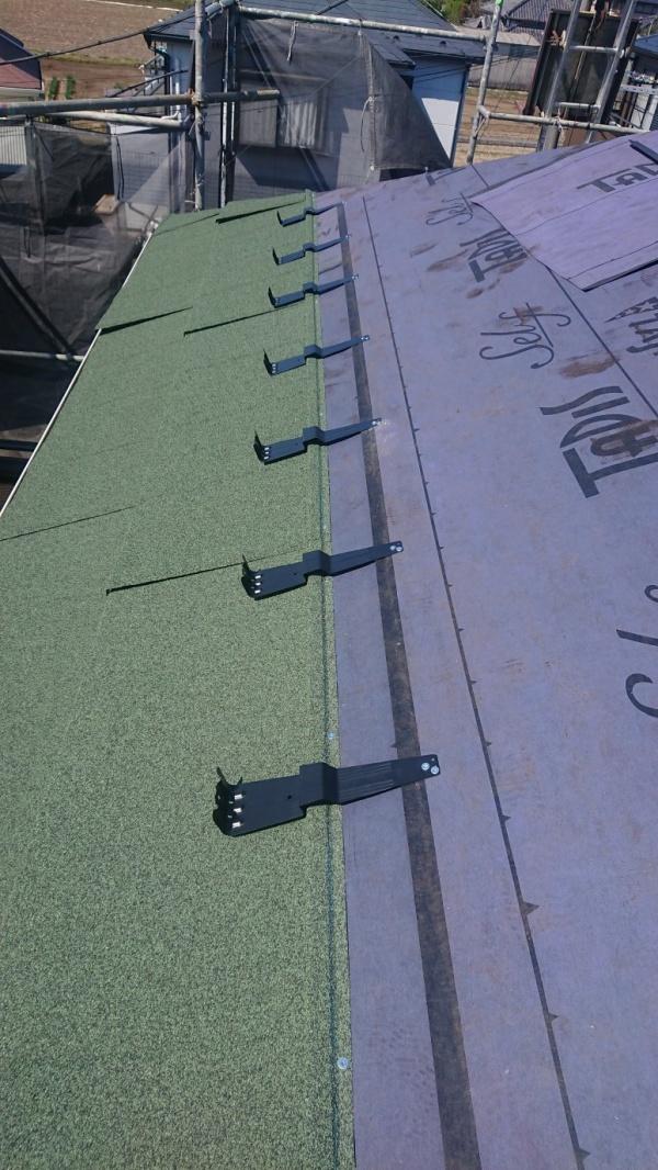 M様邸屋根吹き替え工事